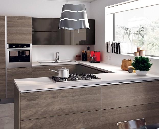 маленькие кухни 6 кв м фото