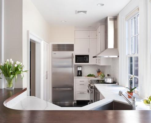 маленькие кухни для маленькой кухни