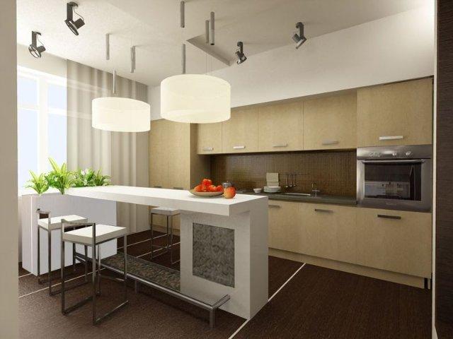кухни фото современные идеи