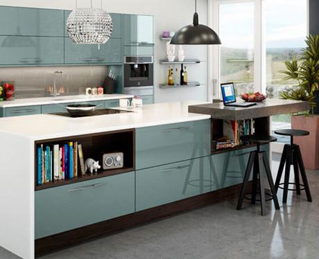 современные кухни дизайн фото