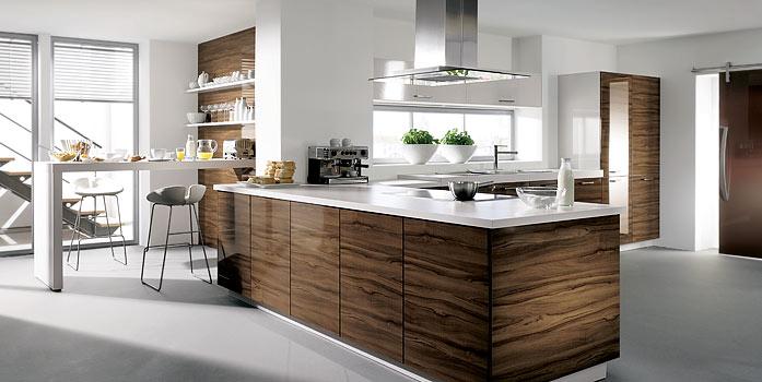 фото кухонь в современном стиле