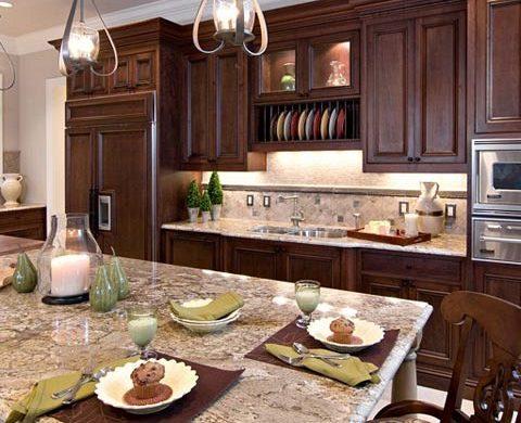 дизайн кухни м